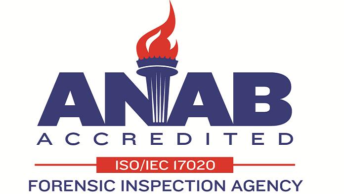 ANAB Certificate logo